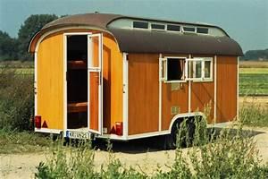 Wohnwagen Anbau Aus Holz : wooden caravan zur ck zur natur nostalgie wohnwagen aus holz haus in mini tinyhaus ~ Markanthonyermac.com Haus und Dekorationen