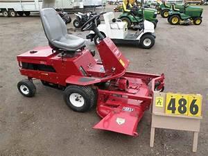 Toro Groundsmaster 120 W  52 U0026quot  Deck Sn