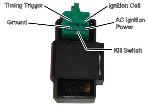5 Pin Cdi Kill Switch Information Needed