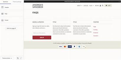 Faq Template Retina Frequently Asked Help Section