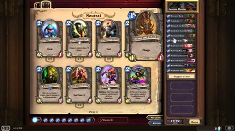 hearthstone decks basic hearthstone rexxar deck beginner guide closed