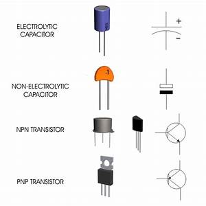 Wineyardstudents  Electronic Components And Symbols