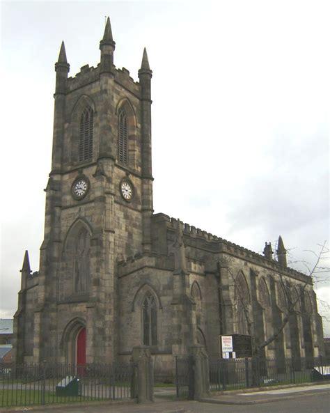st thomas church pendleton wikipedia
