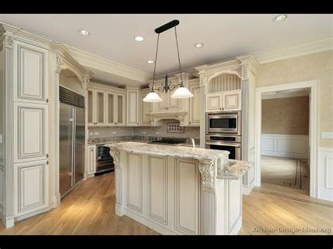 antique white kitchen cabinets youtube