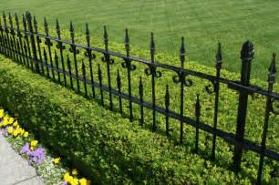 32 wrought iron fence ideas and designs