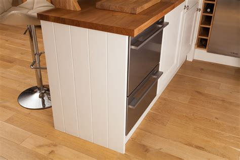 the kitchen cabinet panel solid oak end panels