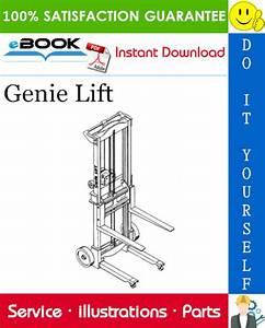 Genie Lift Parts Manual  U2013 Pdf Download