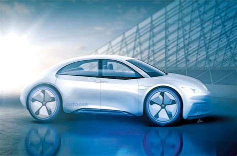 4 Door Beetle by Volkswagen Beetle To Be Reborn As A Electric Four