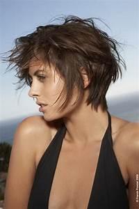 Model Coiffure Femme : modele de coiffure courte feminine ~ Medecine-chirurgie-esthetiques.com Avis de Voitures