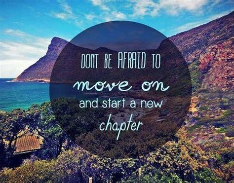moving on new chapter quotes