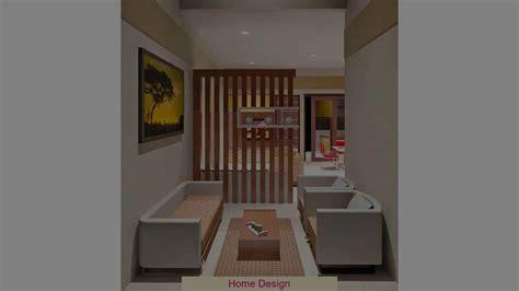 desain interior rumah minimalis type  youtube