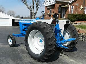 Ford 5000 Tractor - Diesel