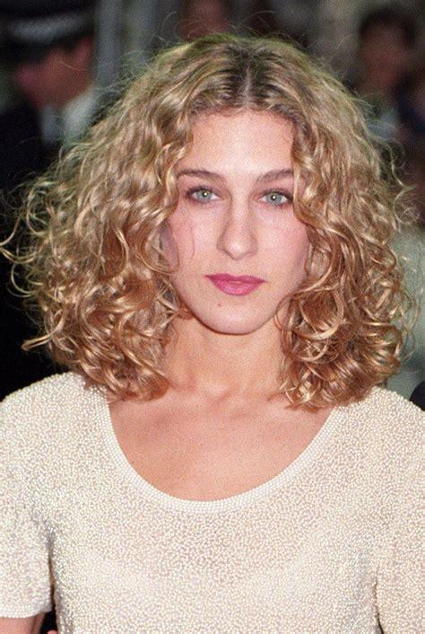 sjp young    sarah jessica parker hair carrie