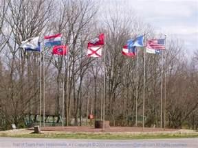 Of Trail KY Tears Park-Hopkinsville