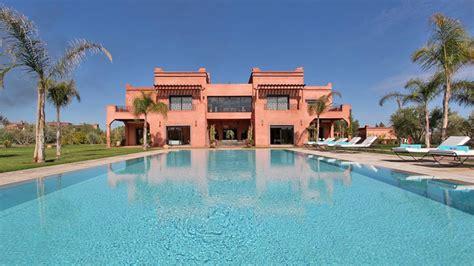 maison a vendre 5 chambres villa enzo villa à louer à marrakech amelkis et