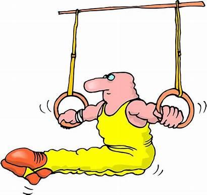 Clipart Gymnastic Funny Joy Choose Turnen Tub
