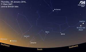 See all five naked-eye planets gathered in the morning sky ...