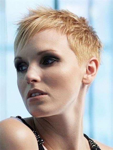 beautiful super short hairstyles  women styles design