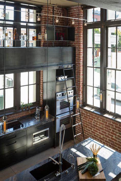 meuble cuisine acier meubles de cuisine en acier