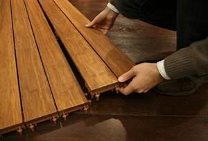 types de bois a utiliser pour un parquet flottant With parquet clip