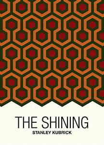 The Shining - Minimalistic Posters on Behance