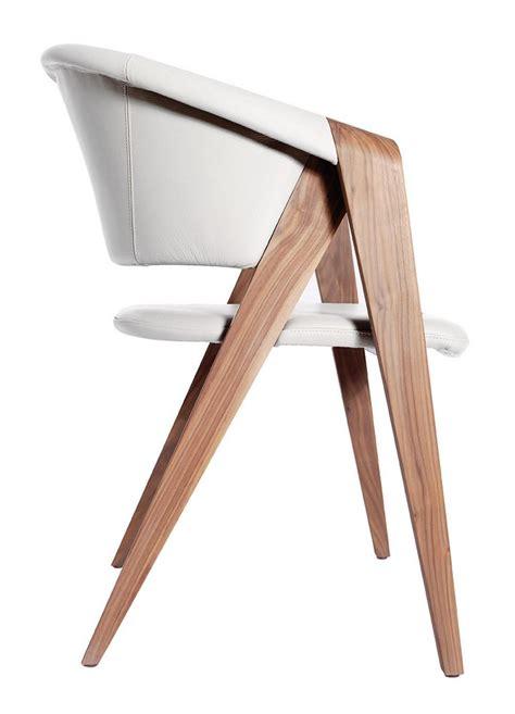 cuisine chene moderne fauteuil design de martin ballendat en noyer