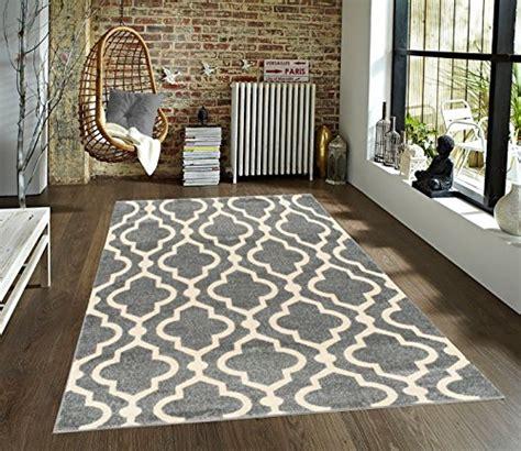 5x7 grey rug medallion moroccan trellis 5 x 7 grey area rug