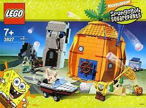 Lego Spongebob Squarepants 3827 Adventures In Bikini