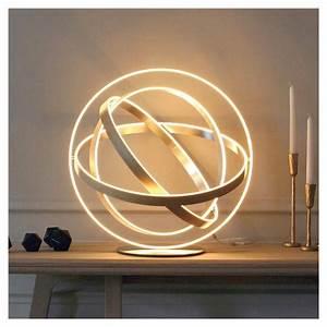 Lampe Bois Design : lampe leds poser b612 design h bursztyn ~ Teatrodelosmanantiales.com Idées de Décoration