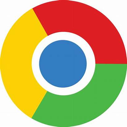 Chrome Google Clipart Browser Transparent Adds Symbol