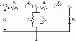 Steady State Equivalent Circuit Of Induction Generator