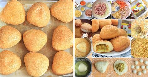 Roti kasur yang manis dan lembut sangat cocok untuk menjadi sarapan atau kudapan anda. Roti Kare Ala Jepang. Mantap Buat Ide Jualan 👍👍 - Resep Spesial