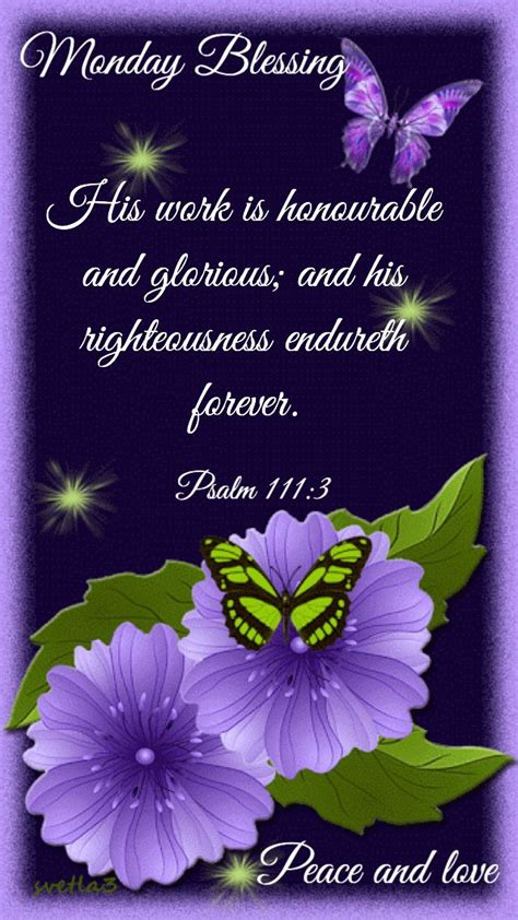 Good morning bible verses are the best way to engage with god in prayers. Pin by Lori on Blessings   Monday blessings, Monday ...