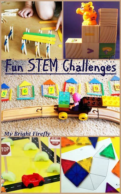 stem challenges in the block center for preschool and 927 | 597edb1f2d08a94d8fac3dd17f67405c