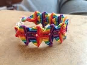 How to Make Friendship Bracelets Patterns
