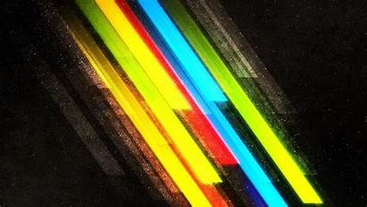 Stripes Colorful Abstract Colored Striped Amazing 3d