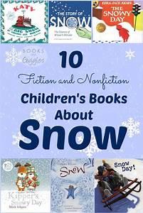 10 Best Children's Books About Snow | Kid, Toddler ...