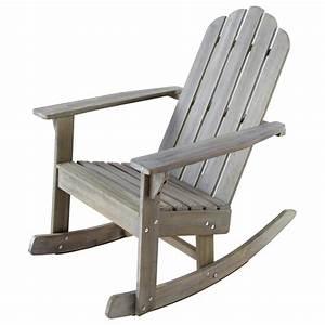 Rocking Chair Maison Du Monde : fauteuil a bascule bois maison design ~ Teatrodelosmanantiales.com Idées de Décoration