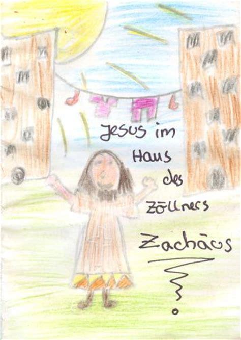 die geschichte des zoellners zachaeus