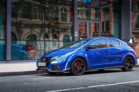 Honda Civic 2016 Type R by Living With The 2016 Honda Civic Type R Gt