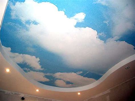contemporary ceiling designs  led lights  romantic