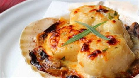 cuisine coquille st jacques how to coquilles jacques recipe allrecipes com