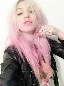 2011 ombre pastel pink hair | ☽ m a r i m o o n ...