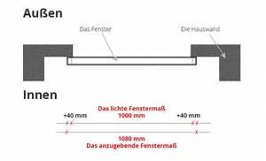 Fenster Richtig Ausmessen : kunststofffenster pvc fenster richtig ausmessen ~ Watch28wear.com Haus und Dekorationen