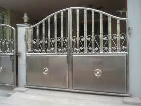 Stainless Steel Gates Designs