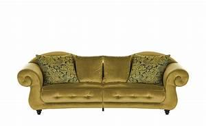 Möbel Höffner Sofas : design big sofa nobody goldfarben m bel h ffner ~ Indierocktalk.com Haus und Dekorationen