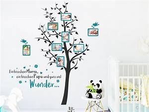 Wandtattoo Baum Kinder : wandtattoo fotorahmen baum ein bisschen mama ~ Whattoseeinmadrid.com Haus und Dekorationen