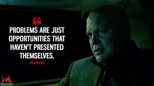Daredevil Quote... Wilson Fisk Bible Quotes