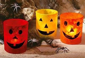 Teelichter Basteln Mit Kindern : windlichter f r halloween basteln ~ Markanthonyermac.com Haus und Dekorationen