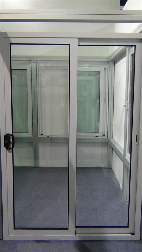 china manufacturers glazed sliding glass door meet